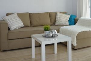Woonkamer modern appartement Burriana 2 Nerja