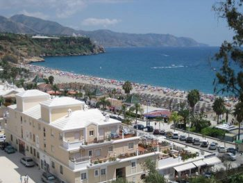 appartementen burriana nerja burriana beach