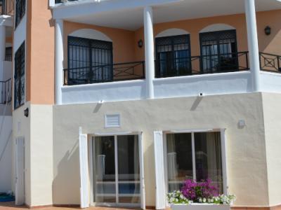 Villa Burriana Nerja Strandhuys