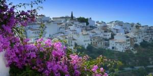 Frigiliana Andalusisch bergdorpje