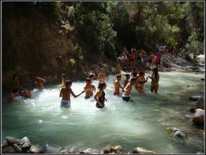 Rio Chillar Nerja wandeling