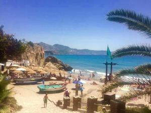 Calahonda Beach Nerja Spanje