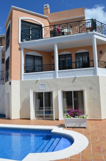 Costa del Sol vakantiehuis huren of verhuren in Spanje