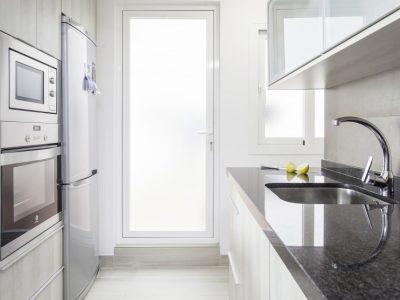 Appartement Casa Cuatro Caminos keuken 1