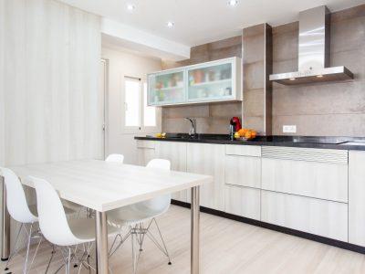 Appartement Casa Cuatro Caminos keuken