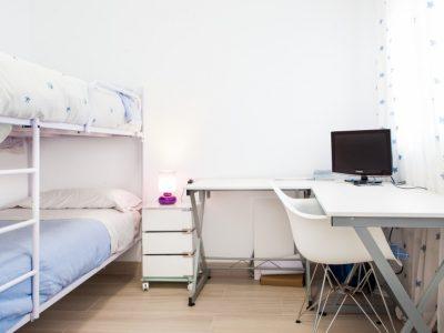 Appartement Casa Cuatro Caminos slaapkamer 3