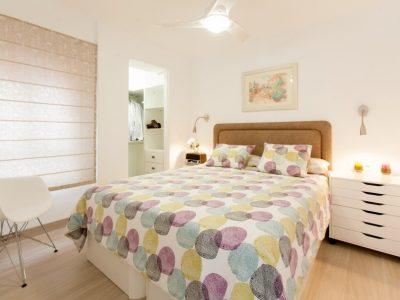Appartement Casa Cuatro Caminos slaapkamer