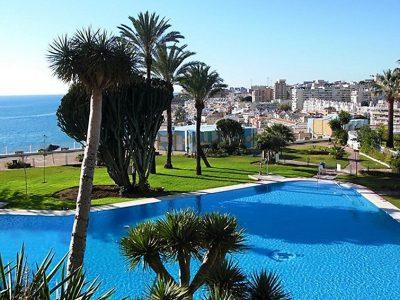 Appartement Castillo de Santa Clara Torremolinos Costa del Sol Spanje