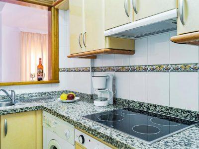 Appartement La Tabera keuken