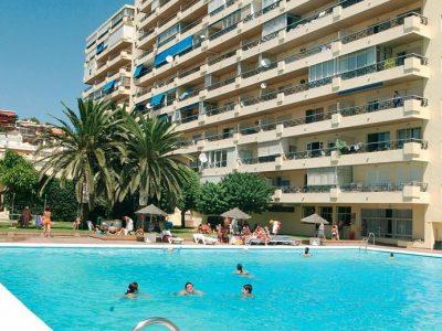 Appartementen Nucleo Cristal Torremolinos Costa del Sol Spanje
