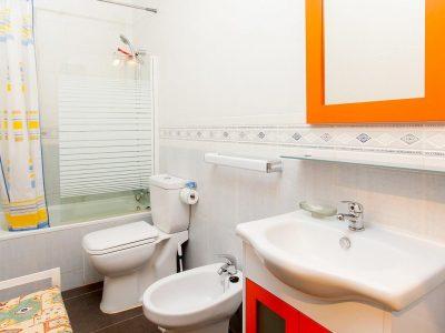 Casa Yrina badkamer Strandhuys Appartementen Nerja