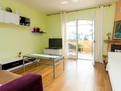 Casa Yrina woonkamer Strandhuys Appartementen Nerja