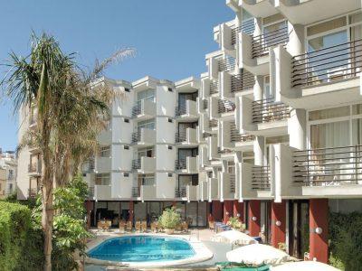 Hotel Lago Rojo Torremolinos Costa del Sol Spanje