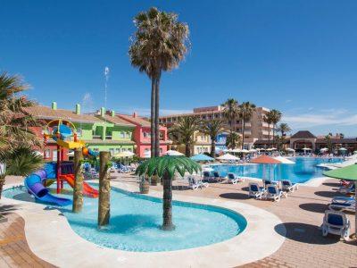 Hotel Pueblo Camino Real Torremolinos Costa del Sol Spanje