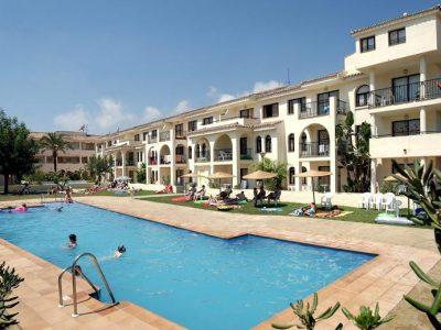 Hotel appartementen Puente Real Torremolinos Costa del Sol Spanje