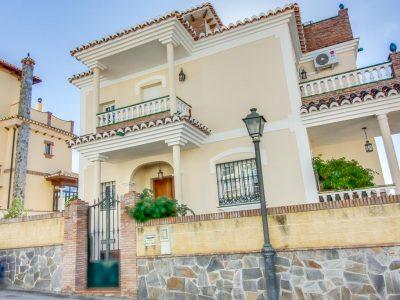 Villa vakantiehuis Jara Nerja Spanje badkamer 2