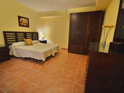 Villa vakantiehuis Jara Nerja Spanje slaapkamer 3