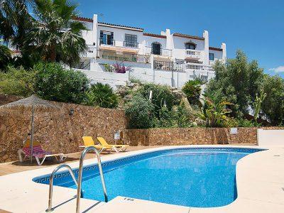 Vakantiehuis CASA AMANDA nerja met zwembad
