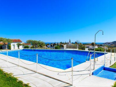 Vakantiehuis Casa Daniel in Nerja met zwembad