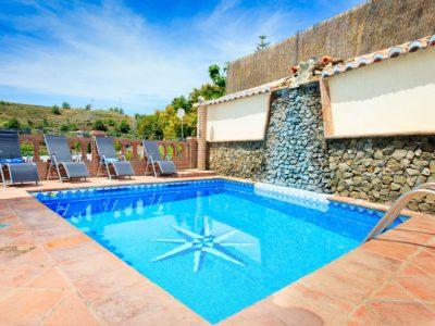 Vakantiehuis Los Jazmines nerja met zwembad