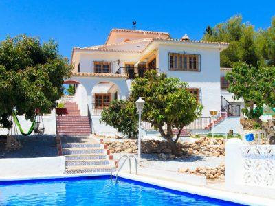 Vakantiehuis Villa El Tomillar in Nerja